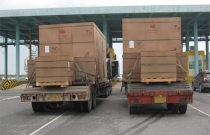 LOGISTICS FROM VIETNAM AND CAMBODIA